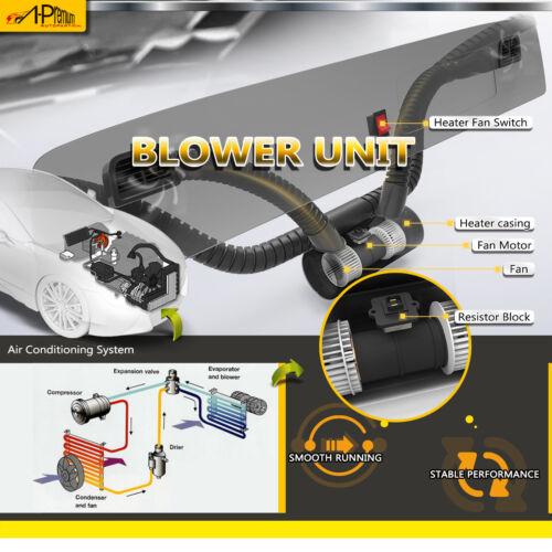 A-Premium A/C Blower Heater Motor For Honda RDX Civic