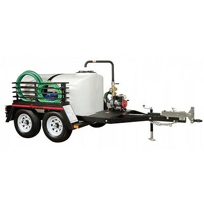 Brand NEW Magnum MWT500 Transportable 500 Gallon Water Trailer Dual Axle Trailer