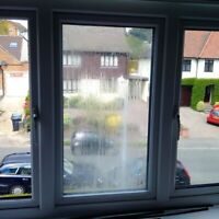 residential and commercial glass repair service