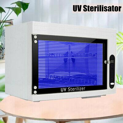 UV Desinfektion Box Ultraviolette LED Sterilisation Sterilisator Nagelstudio DHL