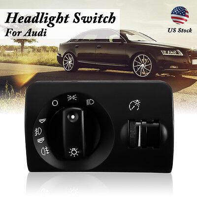 Headlight Fog Lamp Control Switch Cover For AUDI A6 Quattro C5 RS6 S6 4B1941531E
