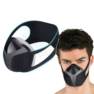 Isyoung Usb Safety Respirators Dust Proof Mask Breathing Protection Against Dust