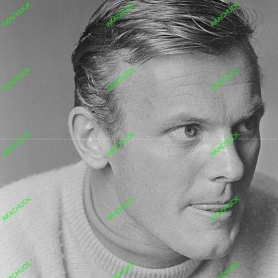TAB HUNTER Two Contact Sheets & Negatives ACTOR & TEEN IDOL Melodyland 1966 M596