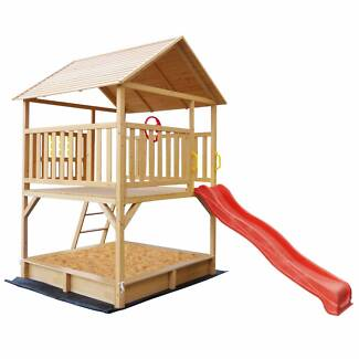 Stanford Cubby House Children's Outdoor Play Equipment
