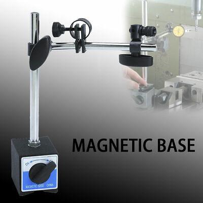 Magnetic Base Heavy Duty Fine Adjustment 132lbs Magnetic Force Indicator Holder