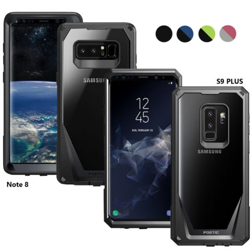 For Galaxy S9 Plus / Note 8 / Note 9 Case Shockproof Rugged [Heavy Duty] Cover