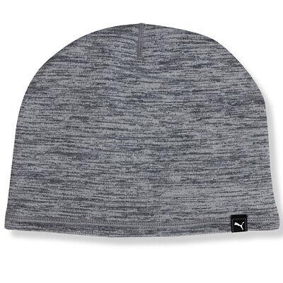 Puma Golf Mens PwrWarm Beanie Hat - Quiet Shade - One Size