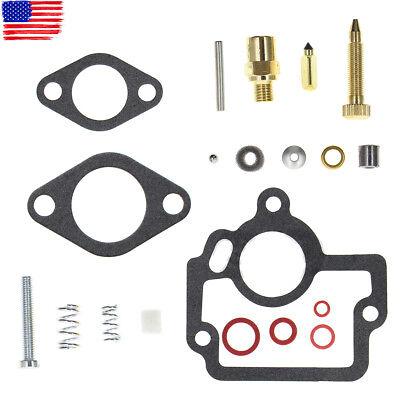Carburetor Repair Rebuild Kit For Ih International Harvester Carb 50981dd 45108