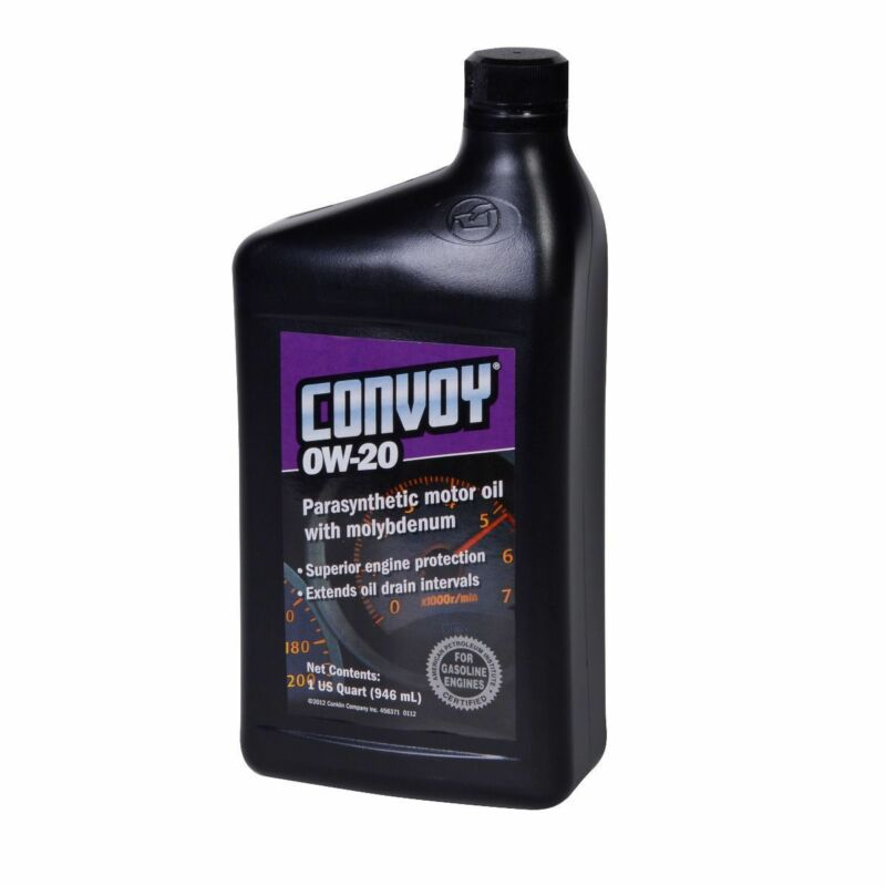 CONVOY® 0W-20 MOTOR OIL