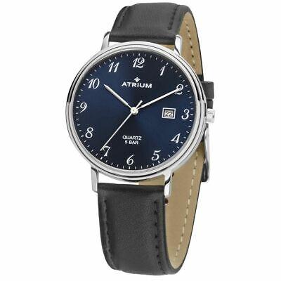 ATRIUM Herren Uhr Armbanduhr Analog Quarz A30-15 Leder online kaufen