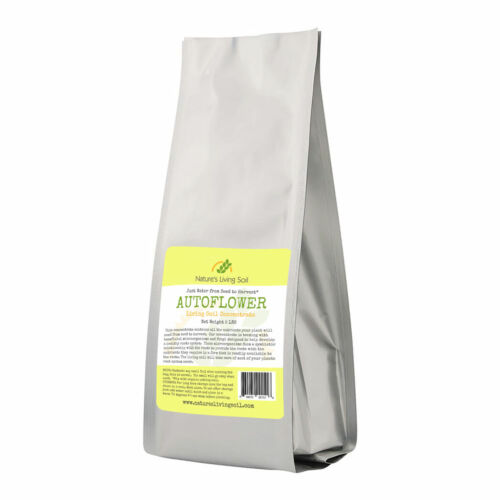 5 POUND BAG SUPER SOIL CONCENTRATE for AUTOFLOWER by NATURE
