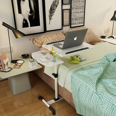Lifted Standing Foldable Adjustable Desk Rotatable modern Portable Laptop Table