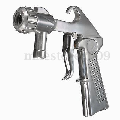 Sandblaster Air Siphon Sand Blasting Feed Blast Gun Glass Derusting Tool