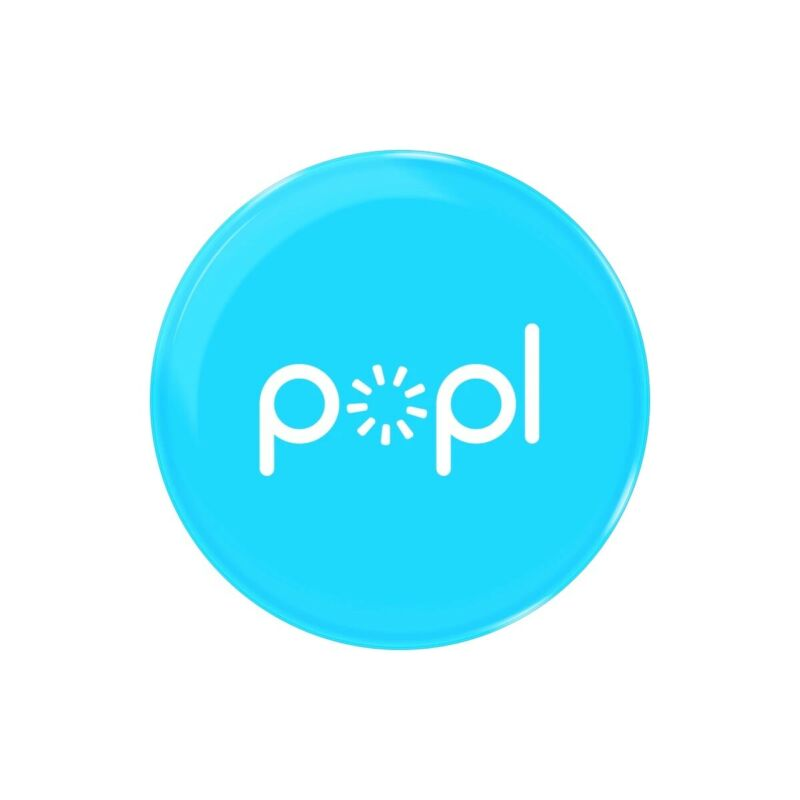 Popl Blue | Instantly Share Anything! | Popl Direct | NFC Tag