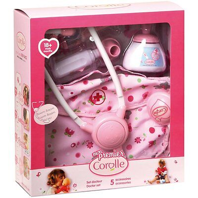 Corolle Mon Premier Baby Doll Doctor Set