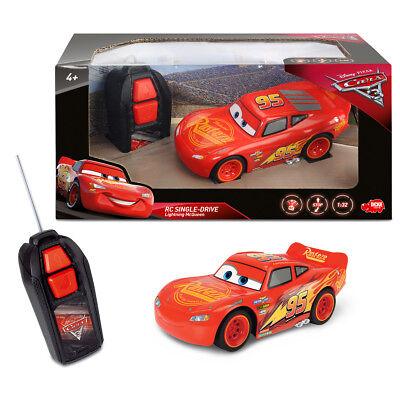 Disney Lightning McQueen Cars 3 RC ferngesteuertes Elektro Spielzeugauto 1:32