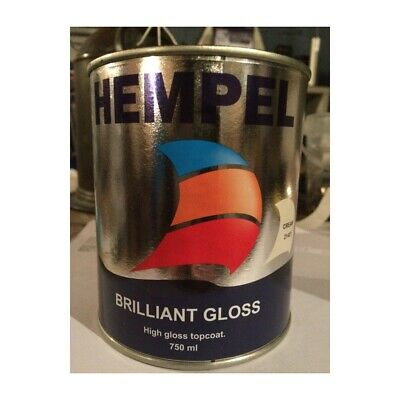 Hempel Brilliant Gloss Yacht Paint