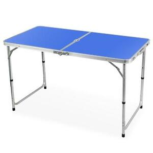 4ft camping folding table