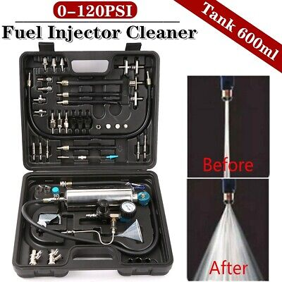 Car Fuel Injector Cleaner Non-Dismantle Air Intake System Nozzle Cleaning Tools