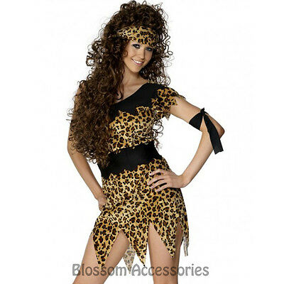 CL201 Cavewoman Prehistoric Cave Girl Jungle Jane Tarzan - Jungle Girl Costume