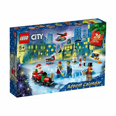 LEGO City Occasions Advent Calendar - 60303 Brand New For Kids Christmas Gift R