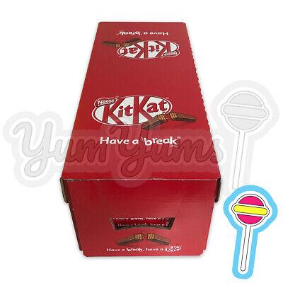 KIT KAT 4Finger Nestle - Full Box Of 36 | Best Before 31/05/20