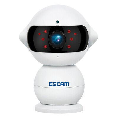 Robot Mini 9600P Wireless WiFi HD IP Camera Home Security CCTV Night Vision