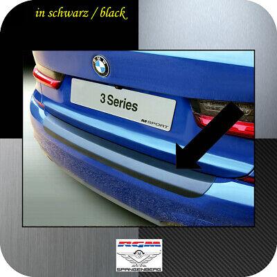 Für BMW F31 Touring Ladekantenschutz Metall Abkantung Abdeckung Schwarz Schutz