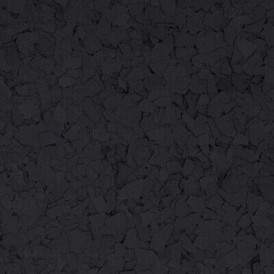 Original Color Chips - Black Garage Floor Epoxy Flakes 14 Per Pound