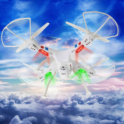 Syma X8C 2.4Ghz 6-Axis Gyro RC Quadcopter  2MP HD Camera UAV UFO  RTF Drone