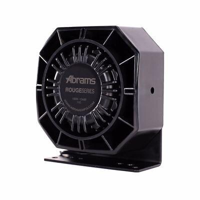 Abrams 100w 100 Watt Siren Speaker Rouge Model 5 Year Warranty High Performance