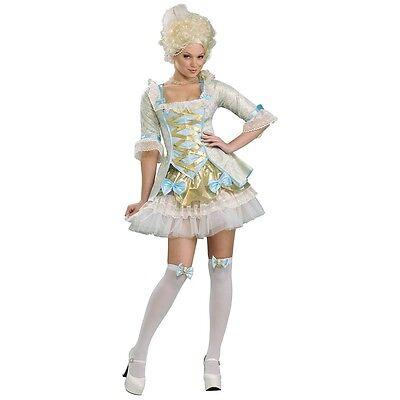 Marie Antoinette Halloween Costume (Lady of Versailles Marie Antoinette Costume Halloween Fancy)