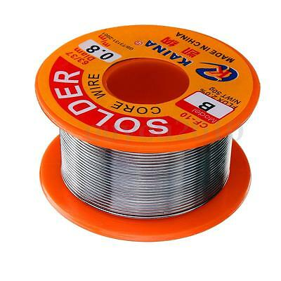 New 6337 0.8mm Tin Lead Rosin Core Solder Flux Soldering Welding Iron Wire Reel