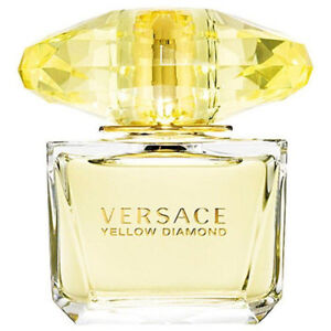 VERSACE YELLOW DIAMOND Perfume 3.0 oz women edt NEW tester with cap fc401ff7a6bfe