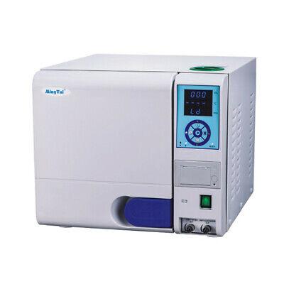 23l Lcd Screen Sterilization Machine Vacuum Steam Lab Autoclavesdata Printer