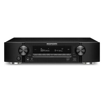 Marantz NR-1710 Slim 7.2-Channel 4K Ultra HD AV Receiver wit