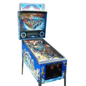 Looking for White Water Pinball