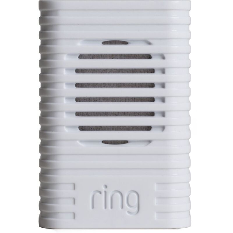 Ring Chime Wi-Fi-Enabled Speaker for the Ring Video Doorbell - White