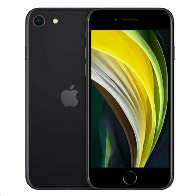 Apple iPhone SE 2020 Dual SIM 128GB Precintado 100% NUEVO- Negro