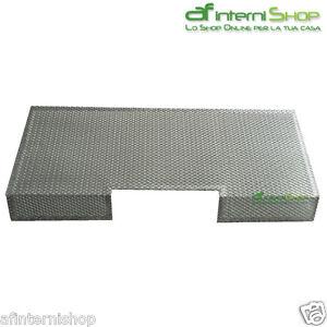 Filtro cappa 60 antigrasso metallico faber mod 2156 152 for Filtro cappa faber