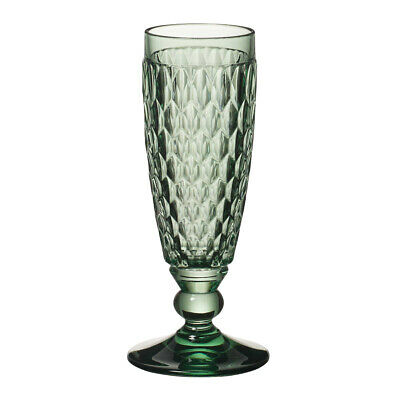 Villeroy & Boch Boston coloured Sektglas green 163 mm / 0,15 L