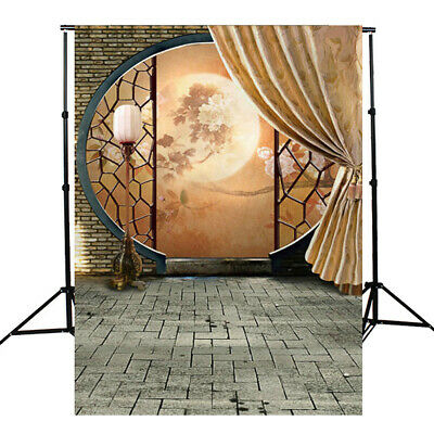 3x5FT Vinyl Full Moon Night Backdrop Background Photography Photo Studio Props](Full Moon Background)