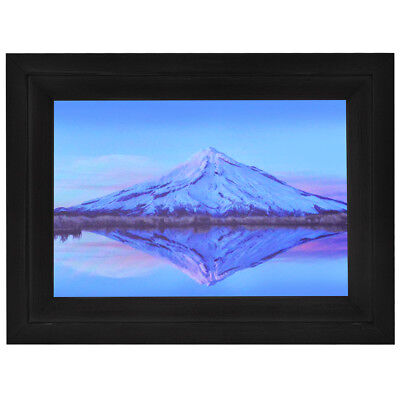 """Life Made Digital Touch-Screen 10"""" Picture Frame with Wi-Fi - Black - MFRB"""