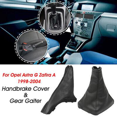 Leva Del Cambio Cuffia + Freno A Mano Copertura Per Opel Astra G Zafira A 578412