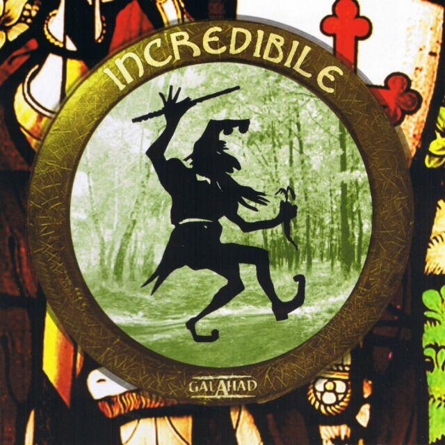 GALAHAD Incredibile CD 2013