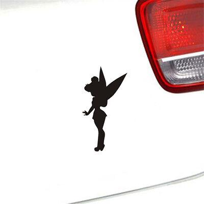 Fun Stickers (Fun Tinkerbell Princess Car Vinyl Decal Window Bumper Laptop Wall Sticker)