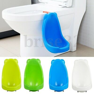 Children Baby Toilet Training Kids Potty Urinal for Boys Pee Trainer Bathroom