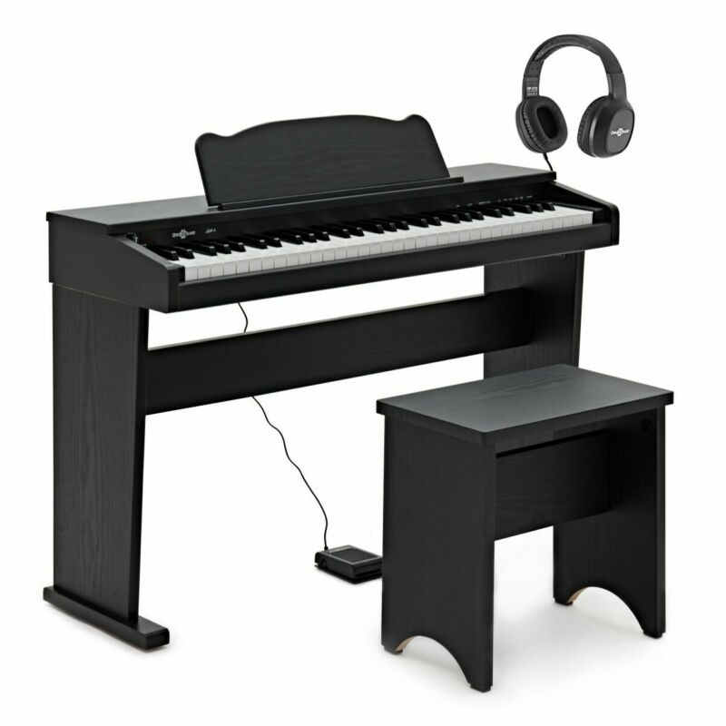 JDP-1 Junior Digital Piano with Headphones Matte Black