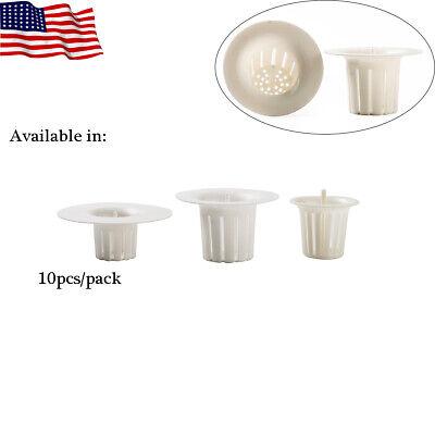 Easyinsmile 10pcs Dental Universal Cuspidor Bowl Evacuation Strainer Disposable