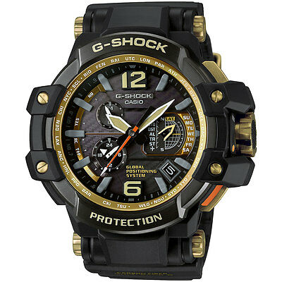 Casio G-Shock Men's GPW1000GB-1A Gravitymaster GPS Atomic Solar Resin 56mm Watch